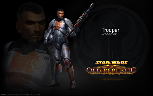 star, sterne Wars: The Old Republic, Classes