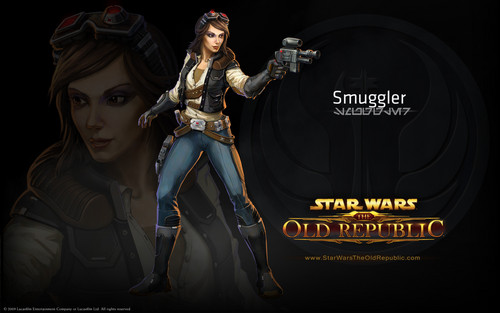 bintang Wars: The Old Republic, Classes