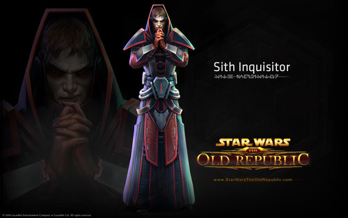 星, 星级 Wars: The Old Republic, Classes