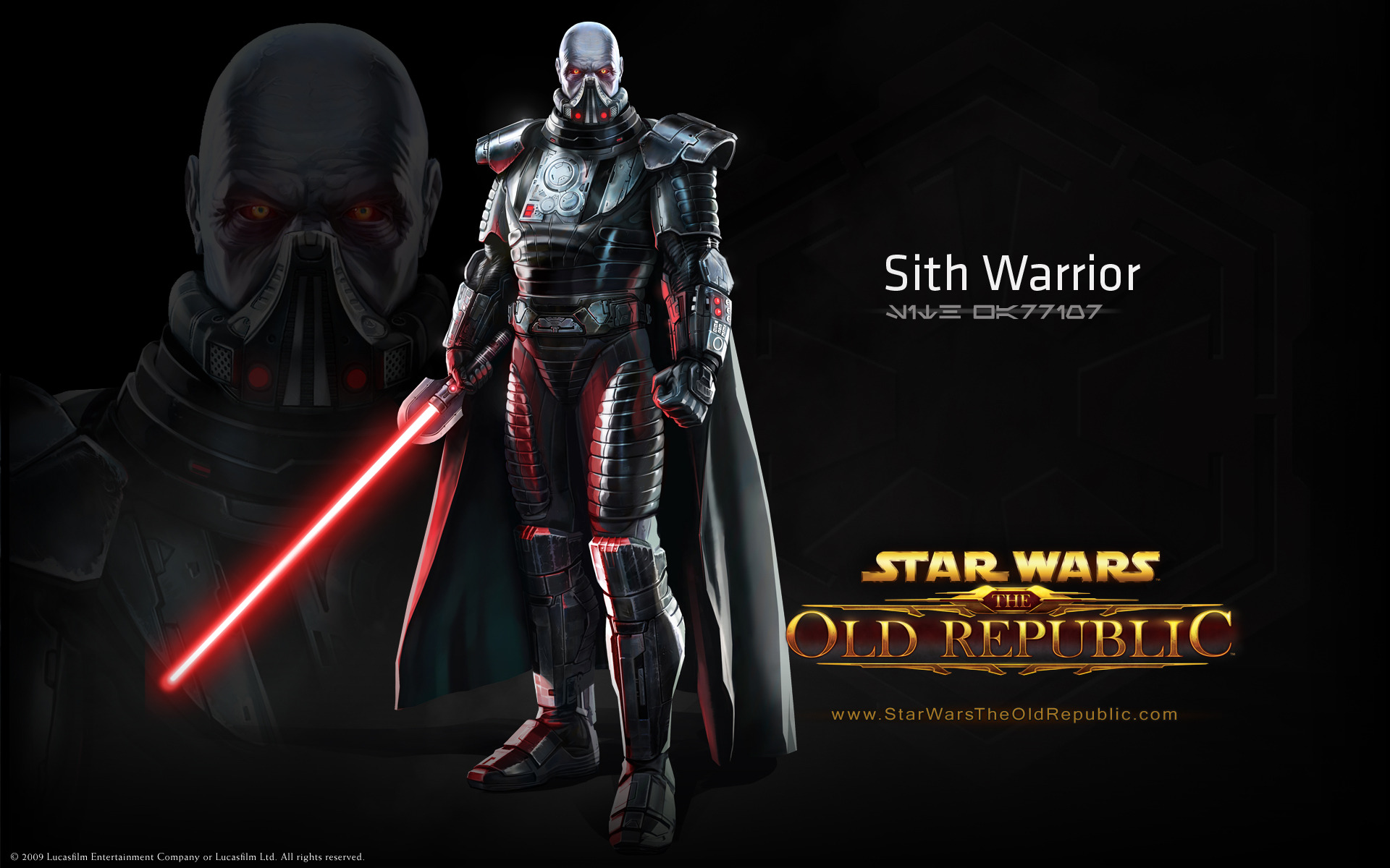 Star Wars Old Republic Demo