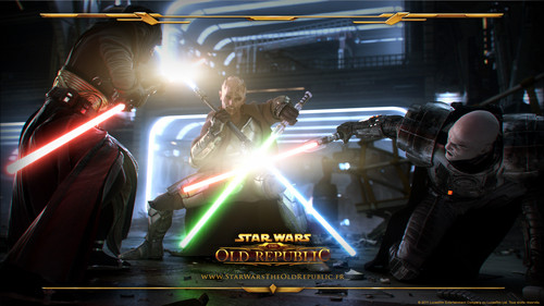 nyota wars: The Old Republic