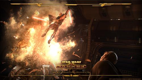 ngôi sao wars: The Old Republic