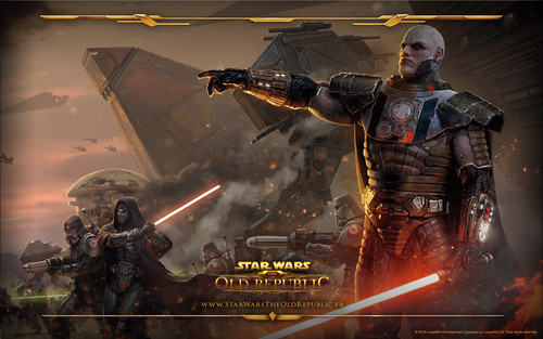 星, 星级 wars: The Old Republic