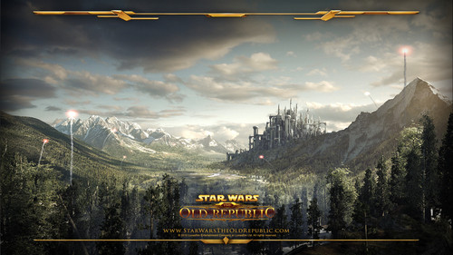 سٹار, ستارہ wars: The Old Republic