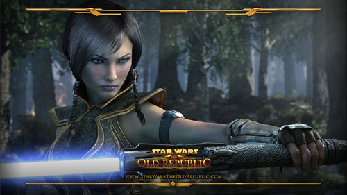 Star wars: The Old Republic - star-wars Wallpaper