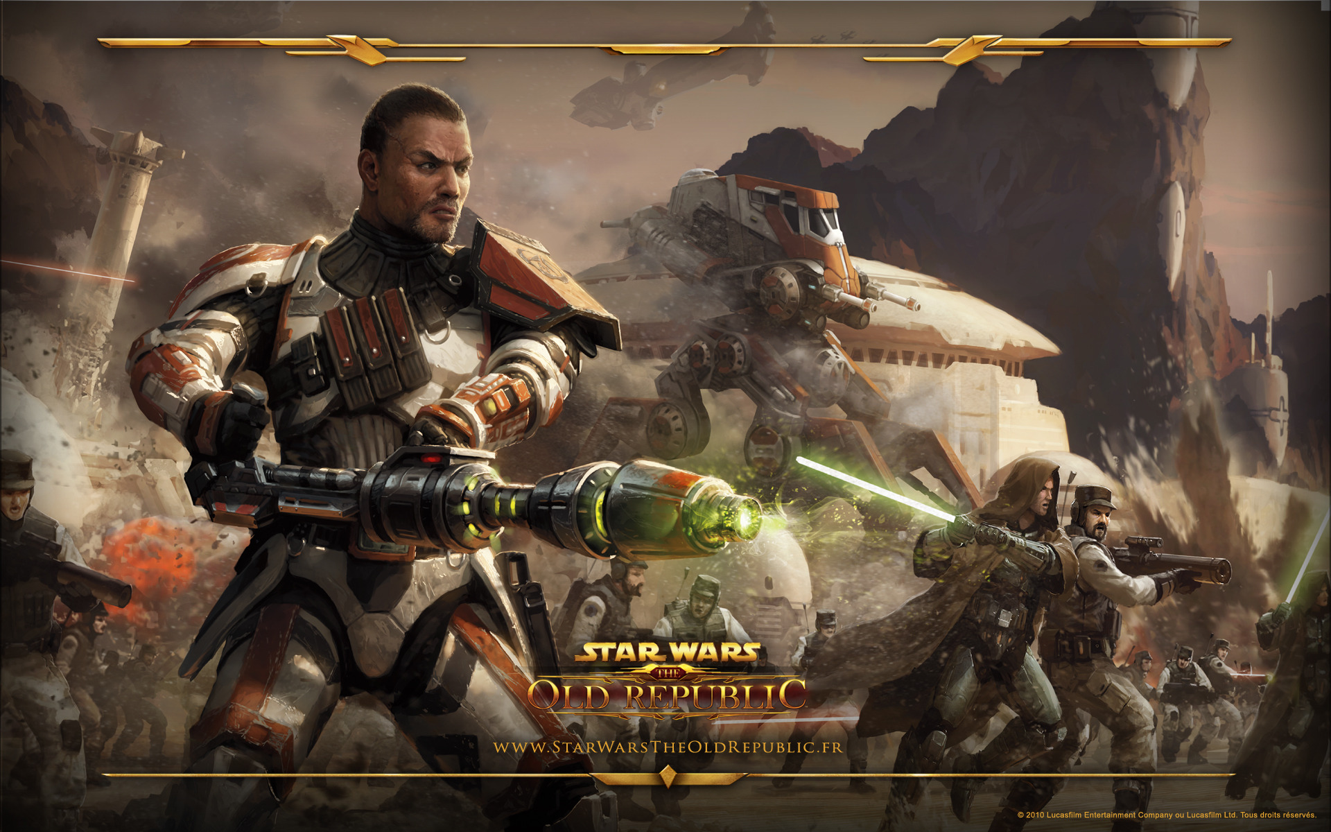 Star wars star wars the old republic