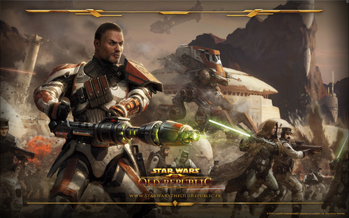 तारा, स्टार wars: The Old Republic
