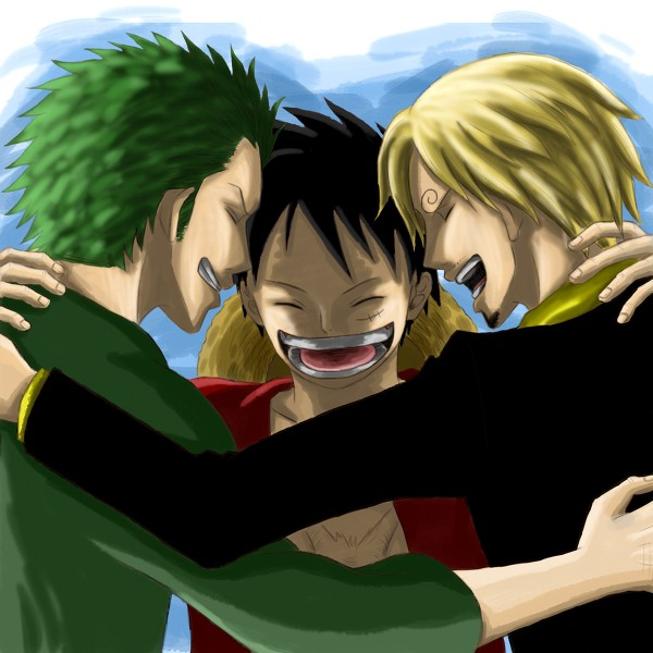 One Piece Images Luffy Zoro Sanji Wallpaper And Background Photos