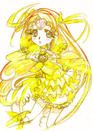 pretty cure 바탕화면 titled Suite Precure