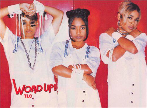 TLC (Music) wallpaper titled T.L.C.