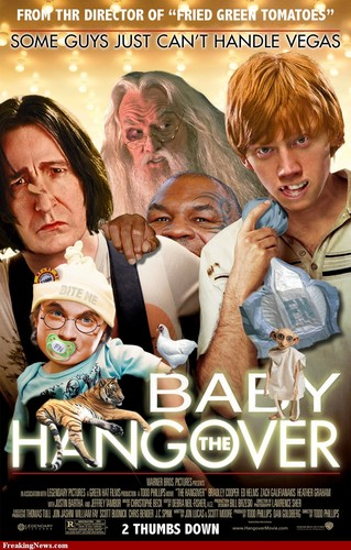 THE BABY HANGOVER