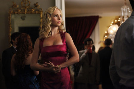 "THE VAMPIRE DIARIES ""Homecoming"" Season 3 Episode 9"
