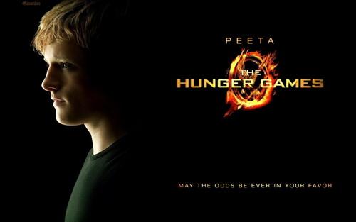 The Hunger Games fondo de pantalla