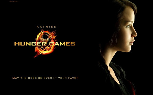 The Hunger Games 壁纸