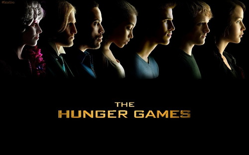 The Hunger Games پیپر وال titled The Hunger Games پیپر وال