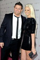 "The Miz and Maryse at ""The Launch of Google Music"" - the-miz-and-maryse photo"