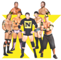 The Nexus - wade-barrett fan art