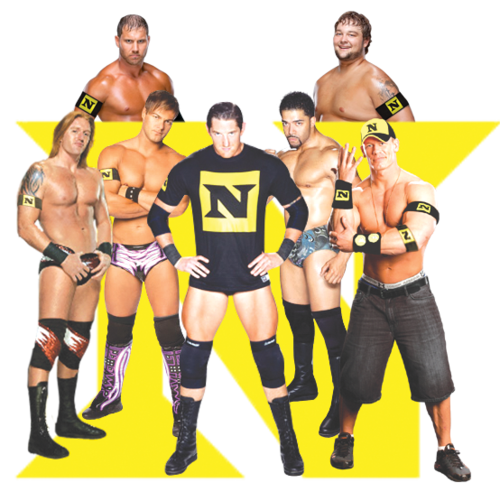 Wade Barrett wallpaper titled The Nexus