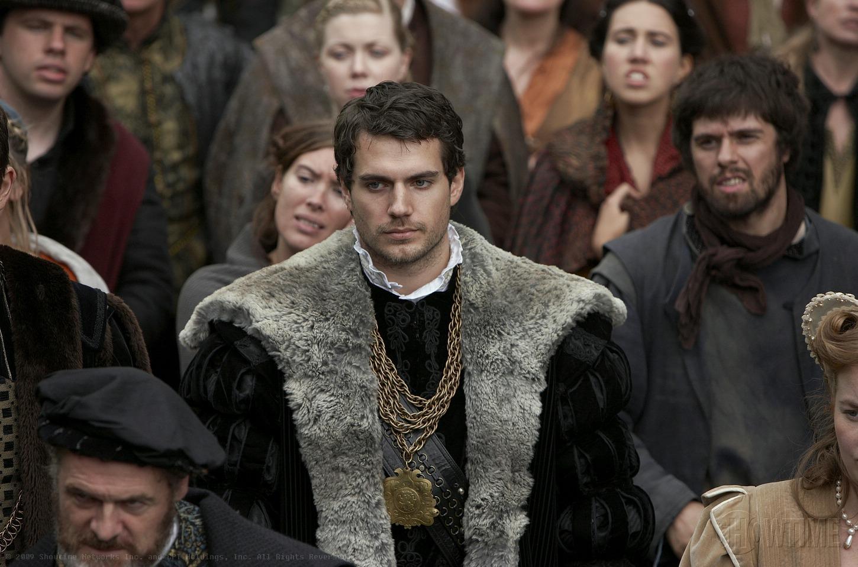 Die Tudors Serie
