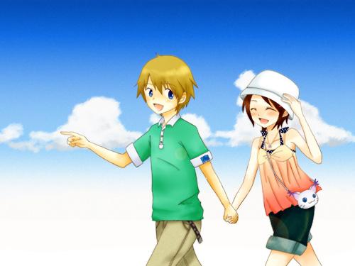 The amazing world of Digimon! ..