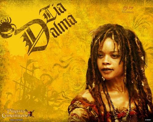 Tia Dalma fanart