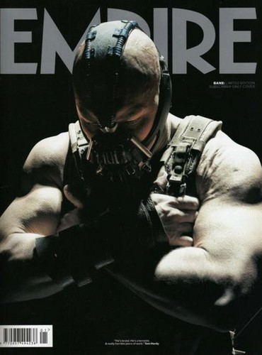 Tom as Bane in Empire Magazine