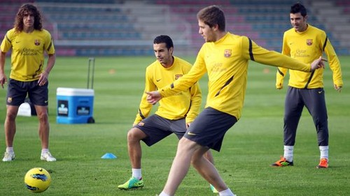 Training Session 18\11