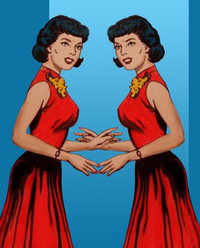 Twin Lois