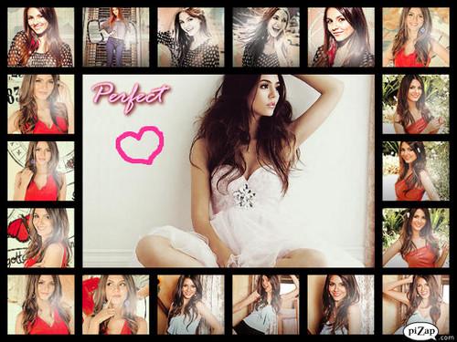 Victoria Justice Collage :)
