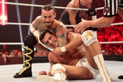 WWE Raw 14th of November 2011