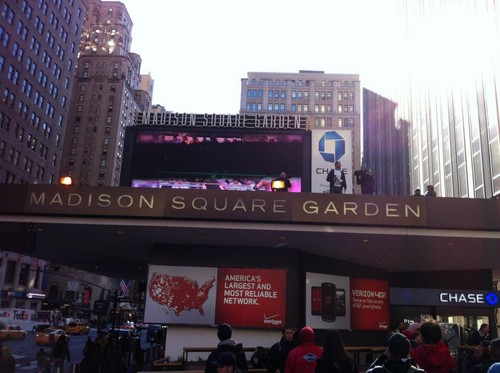 Image Gallery Madison Square Garden Wwe