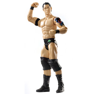 Wade Barrett Action Figure