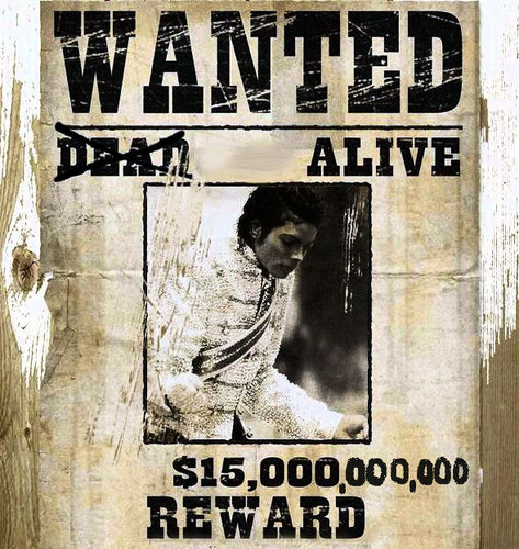Wanted: ALIVE