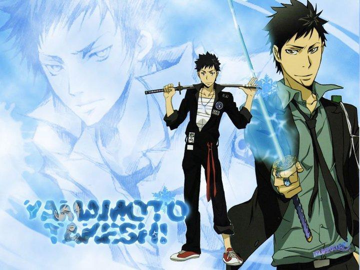 Yamamoto~ - Katekyo Hitman Reborn! Photo (26944746) - Fanpop