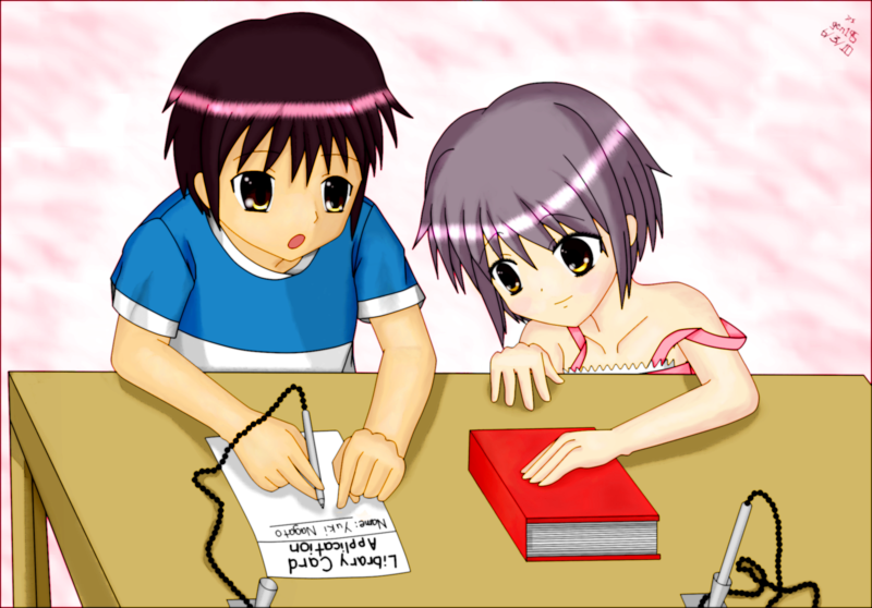 kyon and yuki relationship quizzes