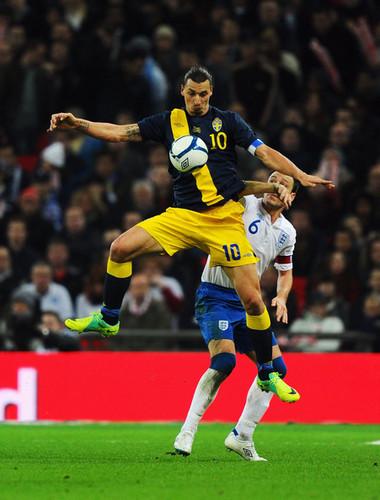 Z. Ibrahimovic (England - Sweden)