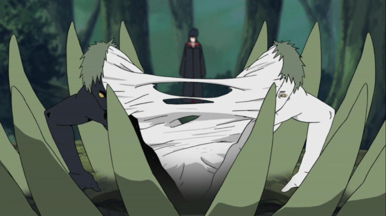 Zetsu - Naruto Shippuu...