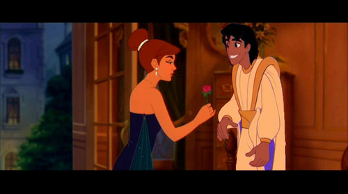 Aladin and Anastasia