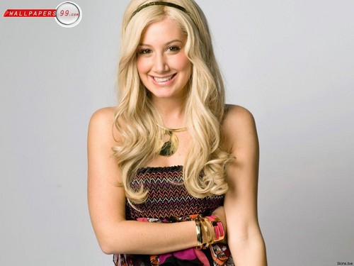 ashley - ashley-tisdale Wallpaper