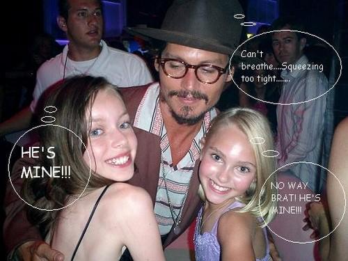 funny Johnny <3
