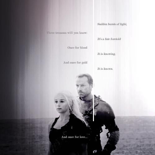 Dany & Jorah