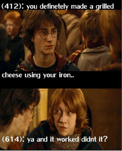 harry potter drunk text from last night