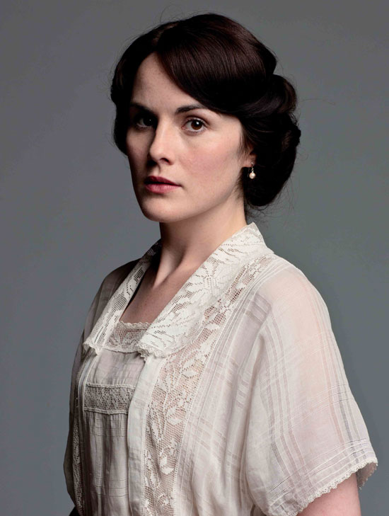 """lady mary On season 4 of """"downton abbey,"""" there's a widower (one mr tom branson)"""" and  a widow (lady mary) natural soap opera logic dictates the."""