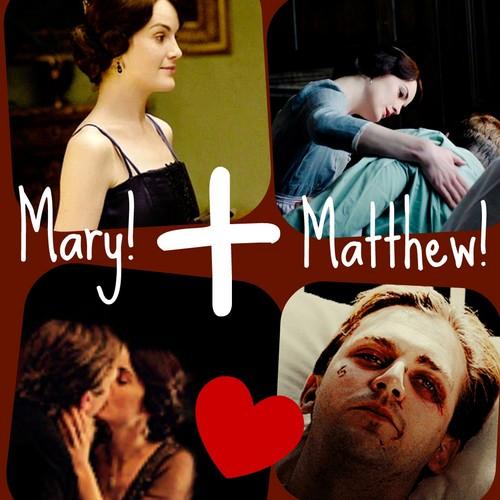 mary + matthew <3 x