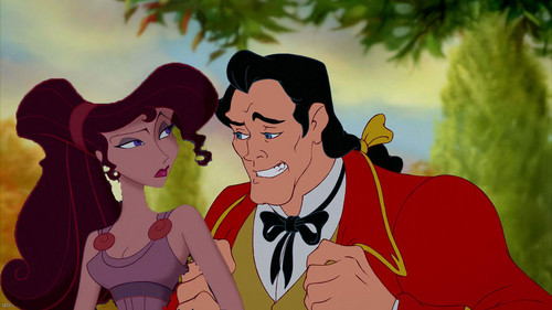 megara and gaston