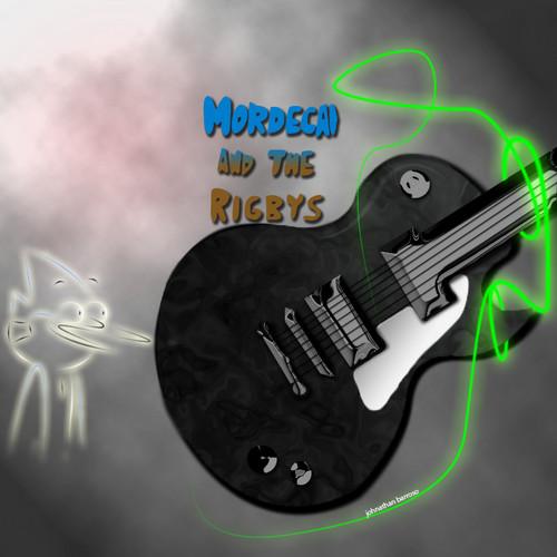 mordecai's ギター