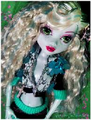 pretty lagoona blue doll