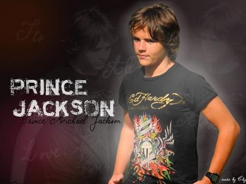 prince jackson twitter background