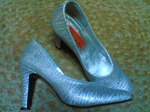 shrok's shoes !!