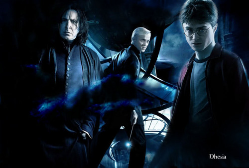 snape and co 壁紙